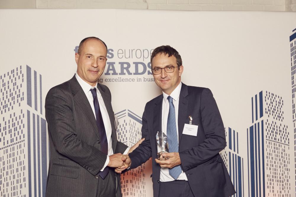 Yves Choueifaty - CIO of the year