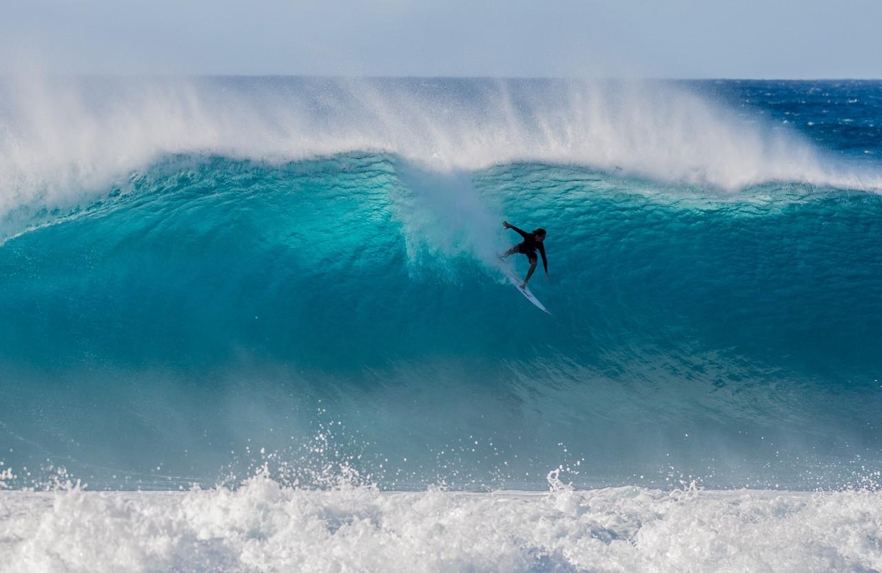 waves & justin